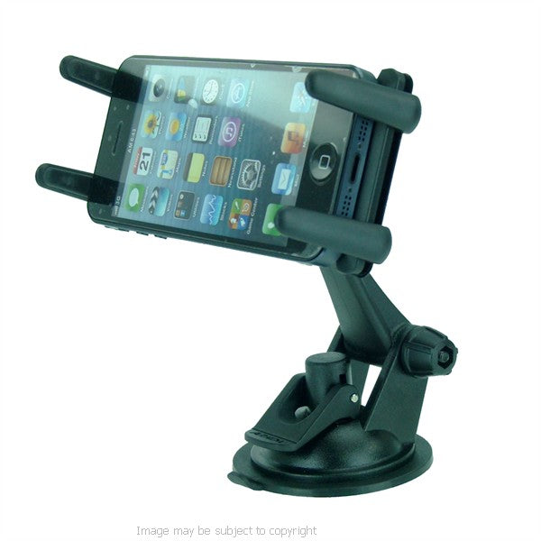 SM679 Slim-Grip Ultra Deluxe Mini Multisurface Suction Mount for iPhone SE (sku 35535)