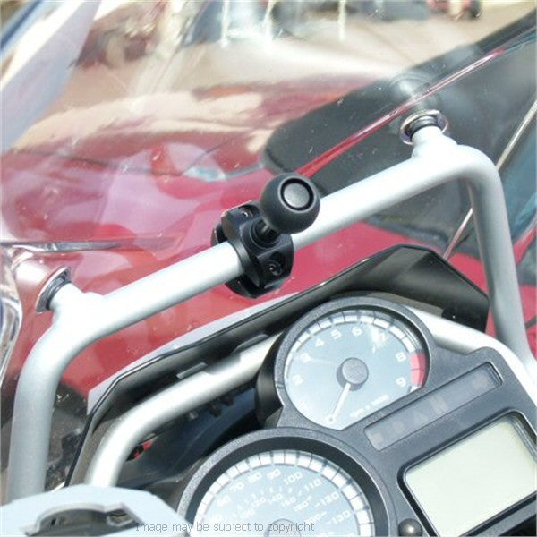 Motorcycle Crossbar Mount for Garmin Zumo 595LM 395LM 345LM (sku 35071)