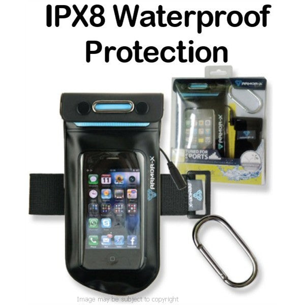 IPX8 Waterproof Sports Music Armband for iPhone 4S (sku 14559)