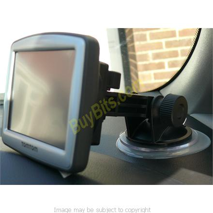 SHORT SERIES ARM with EASYPORT for the TOMTOM XXL IQ ROUTES (SKU 5888)
