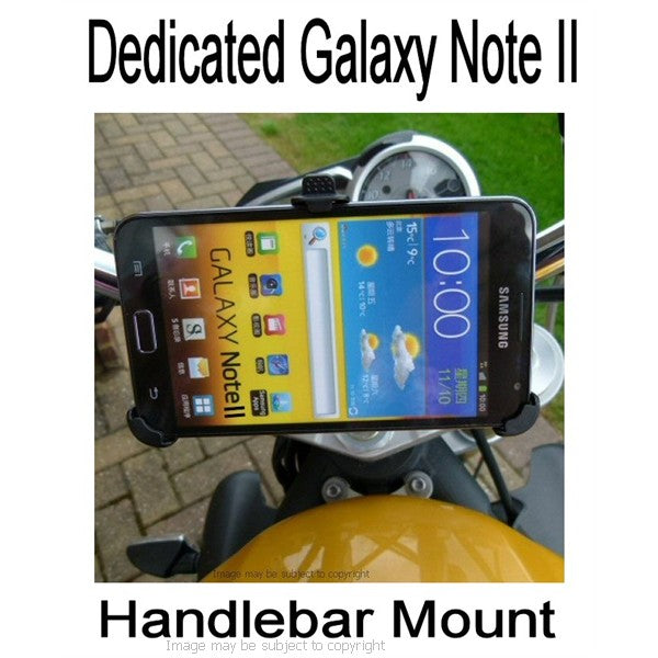 Galaxy Note 2 Motorcycle Mount (sku 16517)