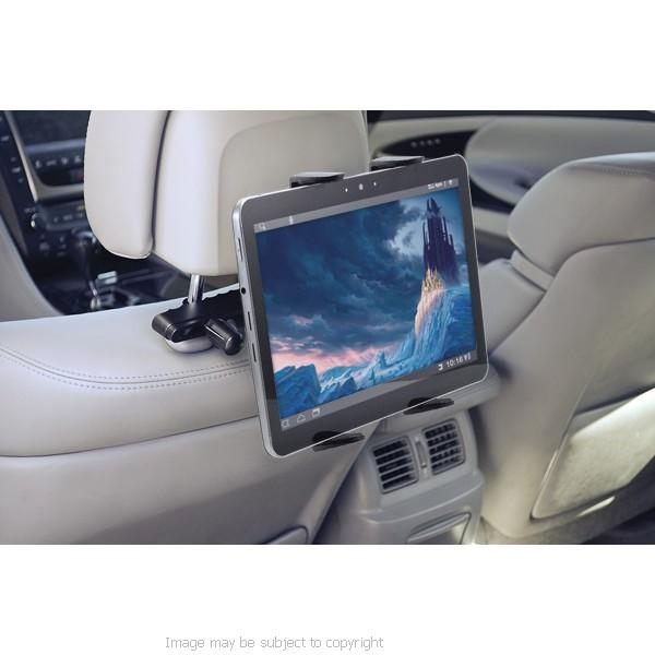 Arkon Headrest Mount TAB-RSHM For Apple iPad Mini 2019 (sku 50567) - BuyBits Ltd UK