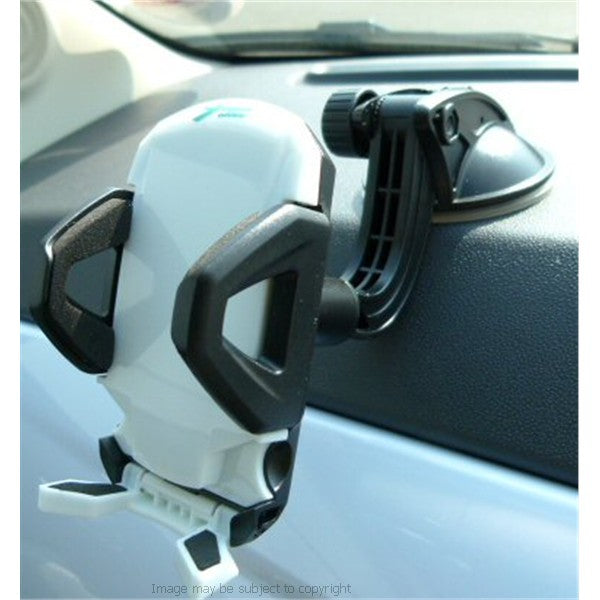 Stick Anywhere Multi Surface Car Mount fits the Apple iPhone 4S (sku 13606)