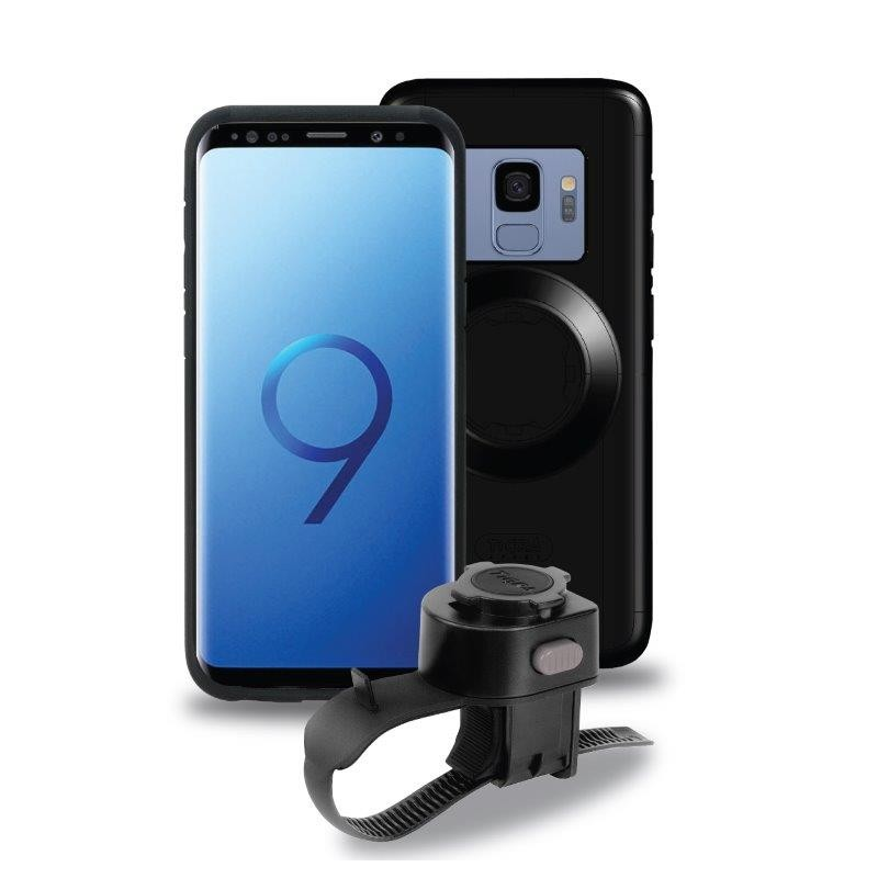 Tigra MountCase Bike Kit for Samsung Galaxy S9-S8