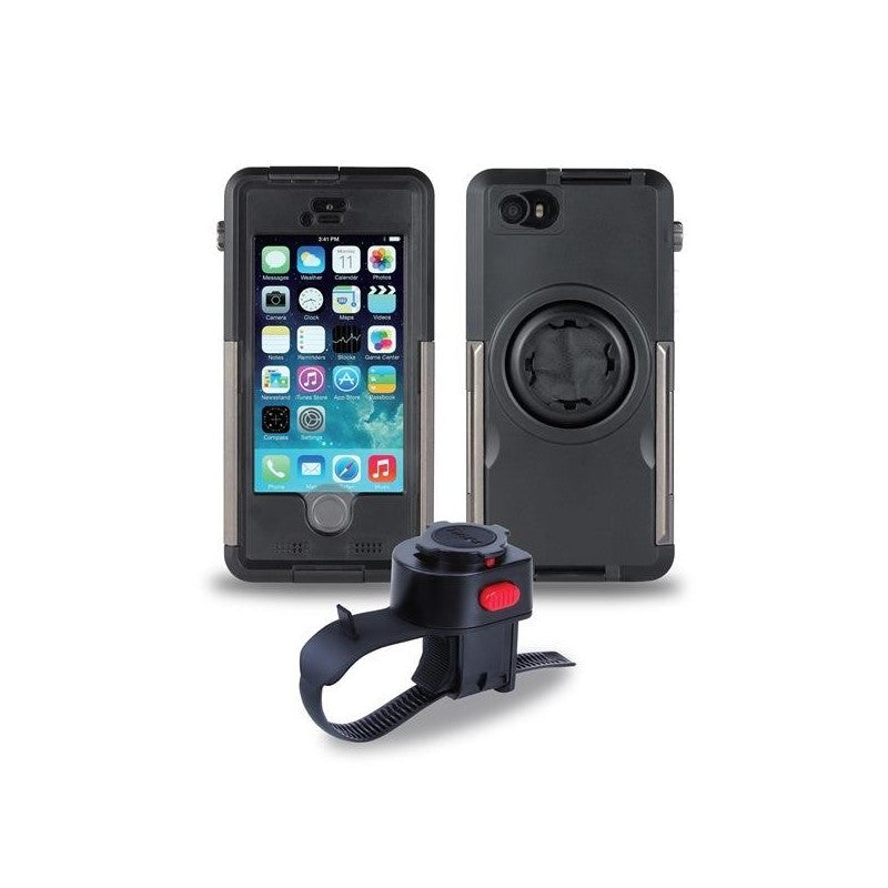 MountCase Bike Kit for iPhone 5-5s with ArmorGuard
