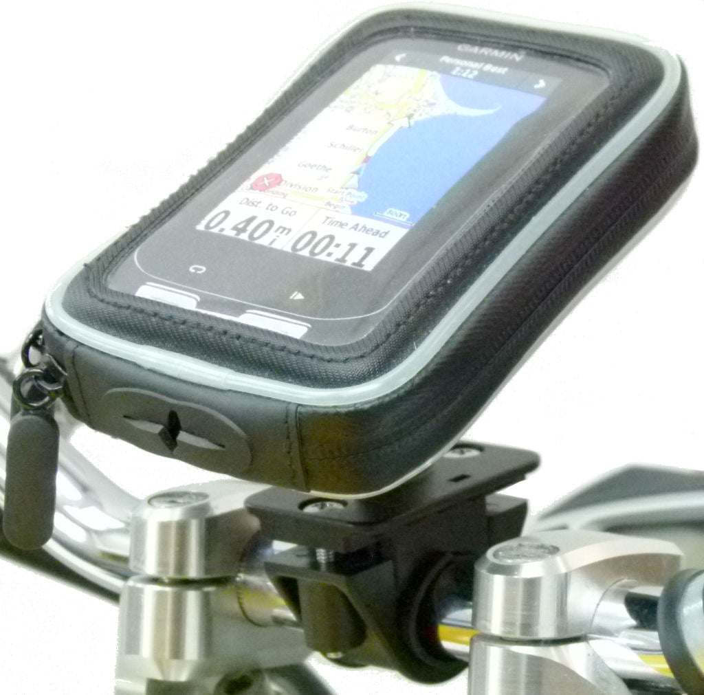 Weatherproof Protective Case & Bike Mount for Garmin Edge 1000 (sku 32889)