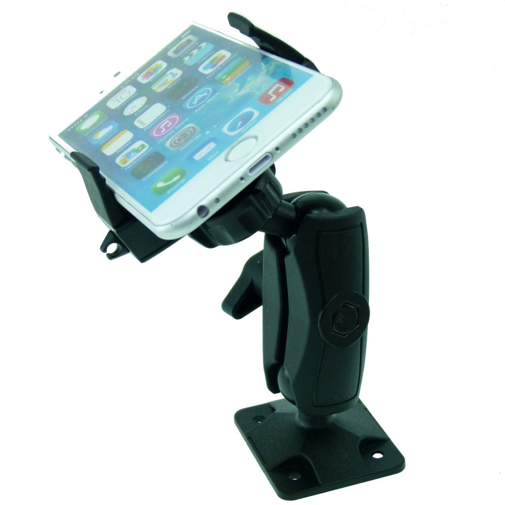 Permanent Vans Truck Minibus Dashboard - Console Mount for iPhone 8 (sku 44865)