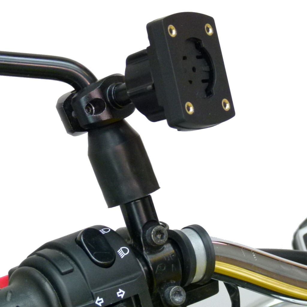 Motorcycle Bike Moped Scooter Mirror Mount for Garmin Edge (sku 34221)