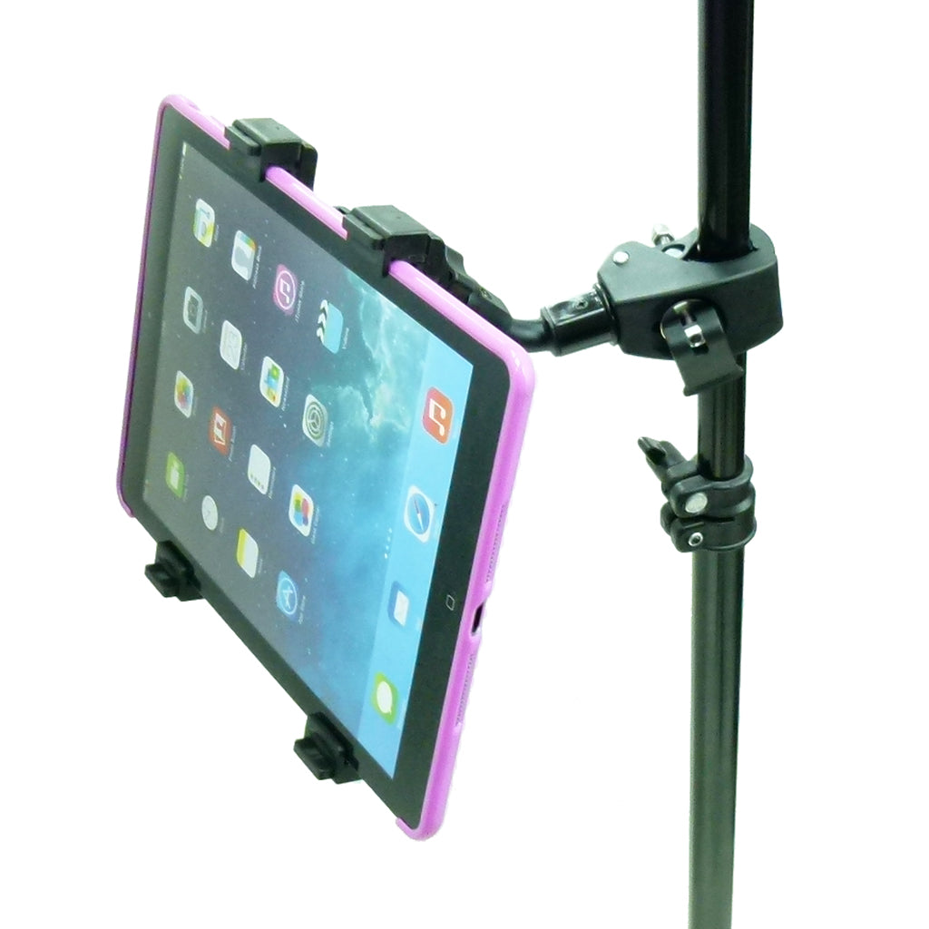Compact Flexible Music - Mic Stand Holder Quick Fix for iPad 3 (sku 34970)