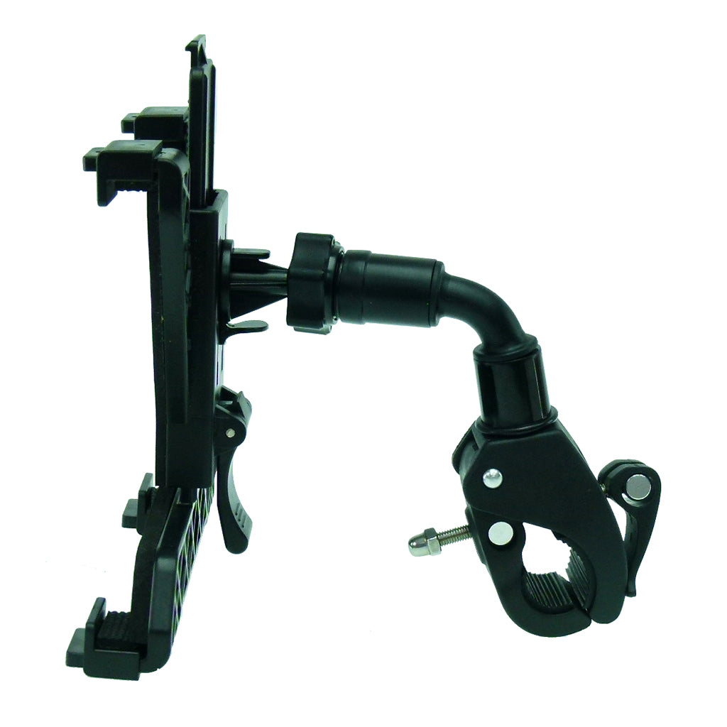 Compact Quick Fix Adjustable Golf Trolley Mount for Apple iPad MINI (sku 34972)