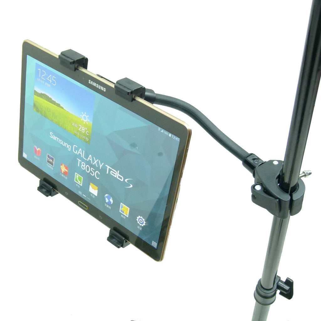 Quick Fix Music Microphone Stand Holder for Samsung Galaxy TAB S 10.5 (sku 34956)