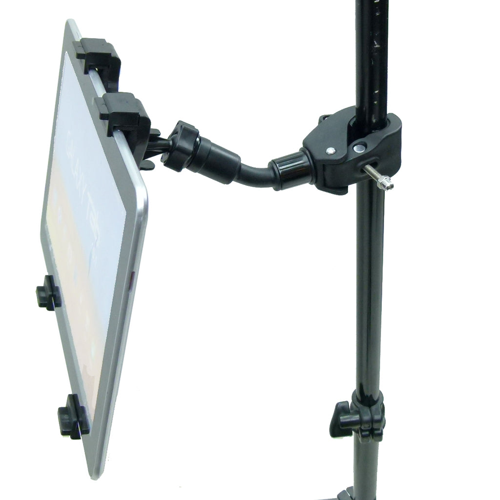 "Compact Quick fix Music Mount Tablet Holder for Alcatel Pixi 3 10"" (sku 34986)"