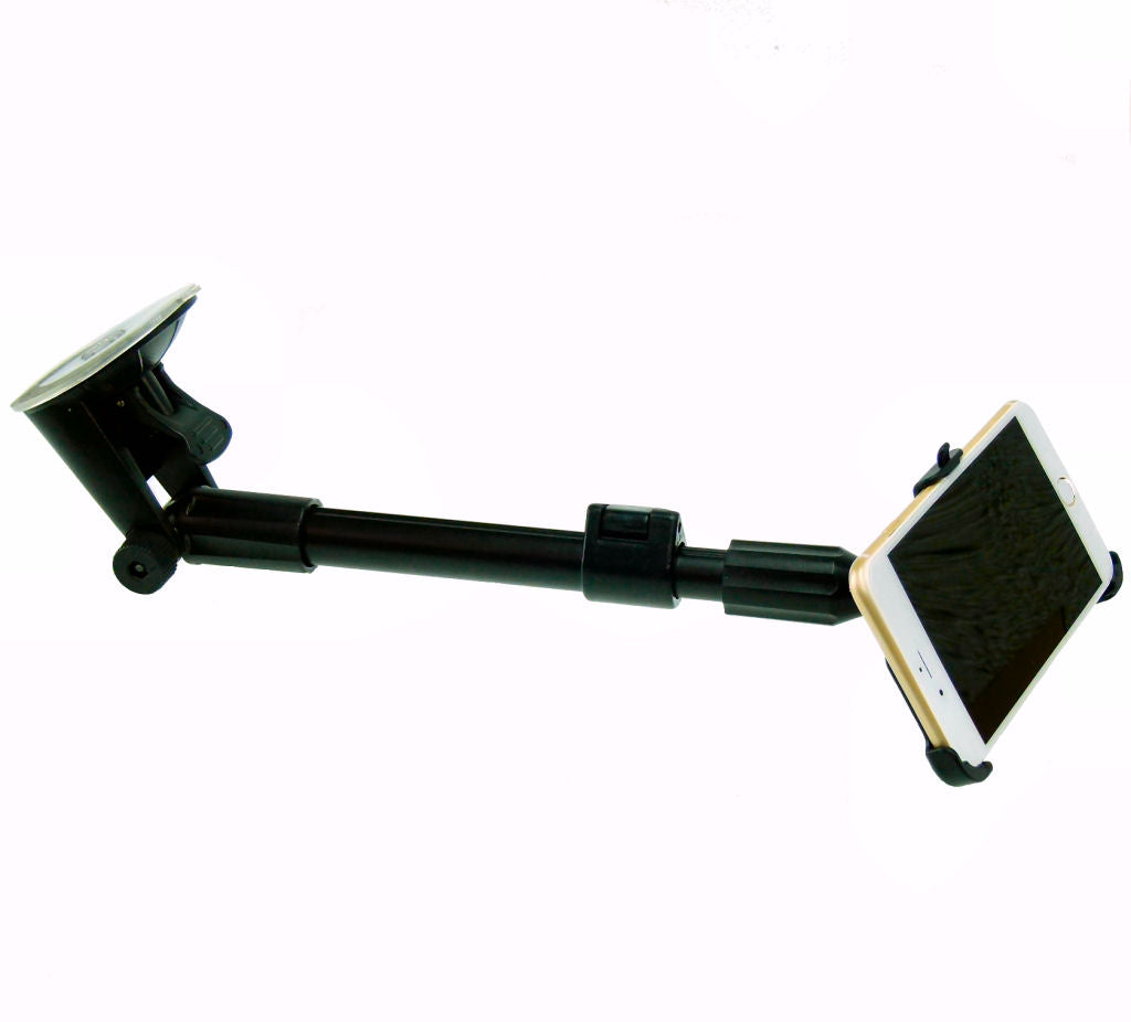 "Dedicated Extendable Long Reach Mount Phone Holder for Phone 7 PLUS (5.5"")  (sku 35853)"