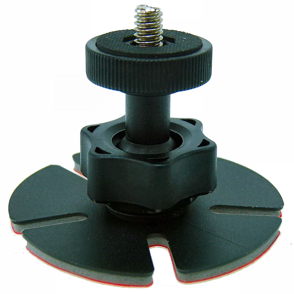 Flexible Adhesive Stick On Camera Car Vehicle Dashboard Mount  (sku 36740)