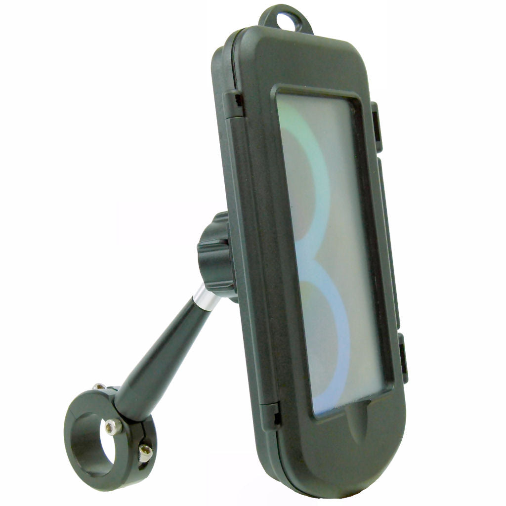 Waterproof Bike Motorcycle Handlebar Mount for Samsung Galaxy S10 (sku 44809)
