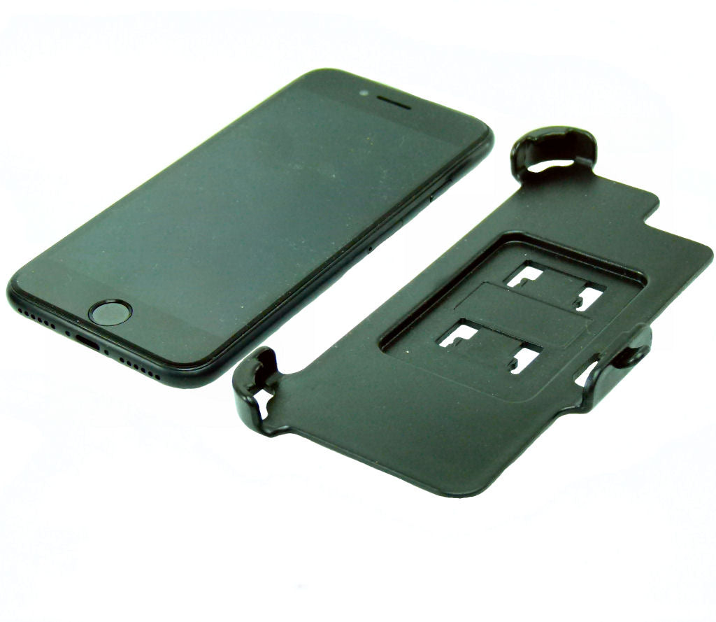 "BuyBits Dedicated Phone Cradle for iPhone 8 (4.7"") with 17mm Socket (sku 37859)"