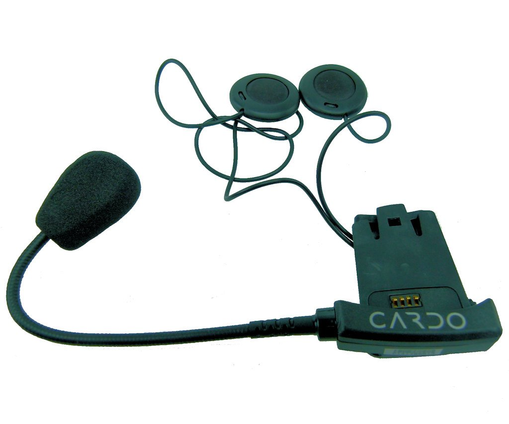 Audio & Microphone Kit for Scala Rider TeamSet - TeamSet pro - Q2 - Q2 pro - MultiSet & MultiSet pro headsets Long Boom (sku 34222)