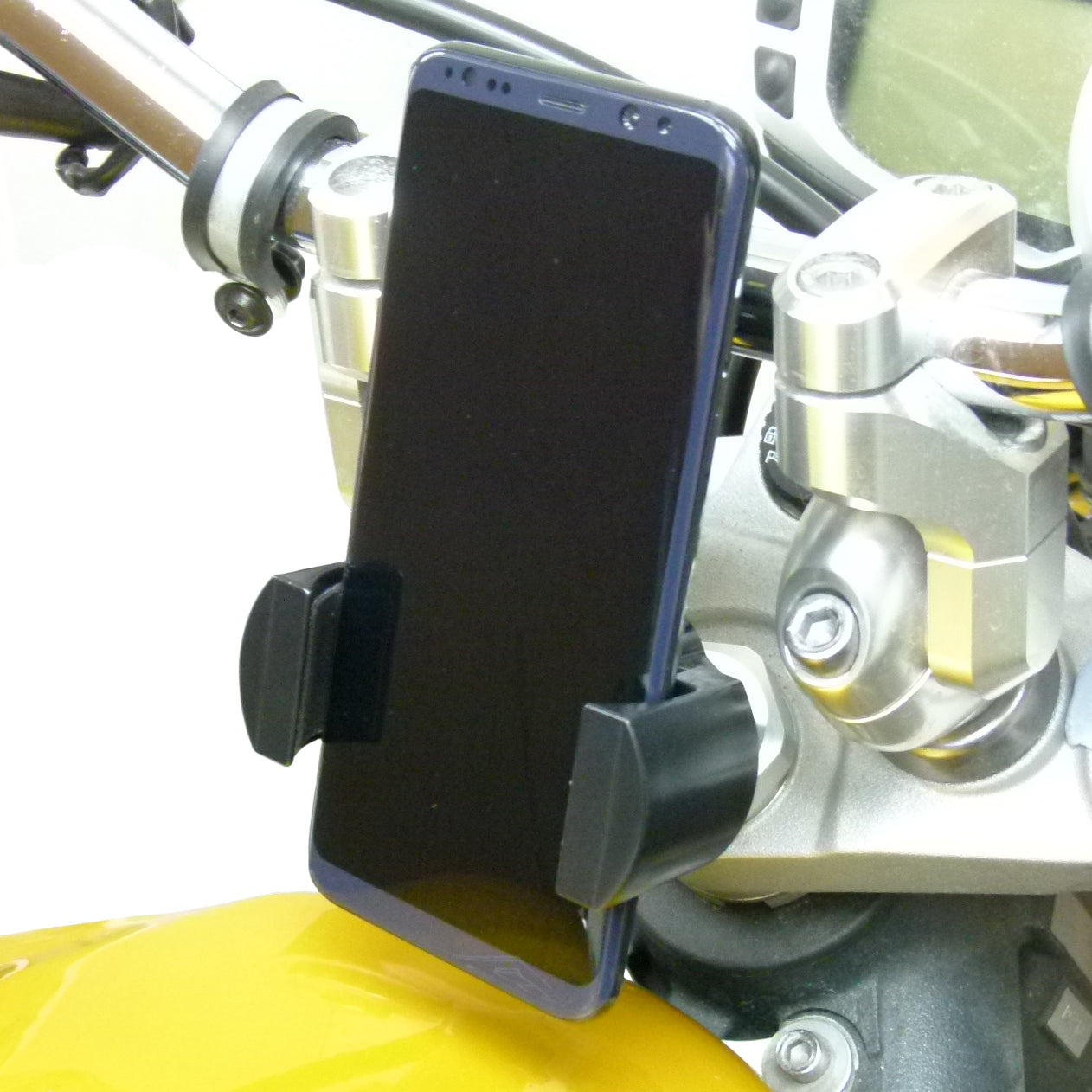 Honda VFR750F (1991-1997) 19mm Stem Motorbike Mount For Samsung Galaxy S10 5G (sku 44400)