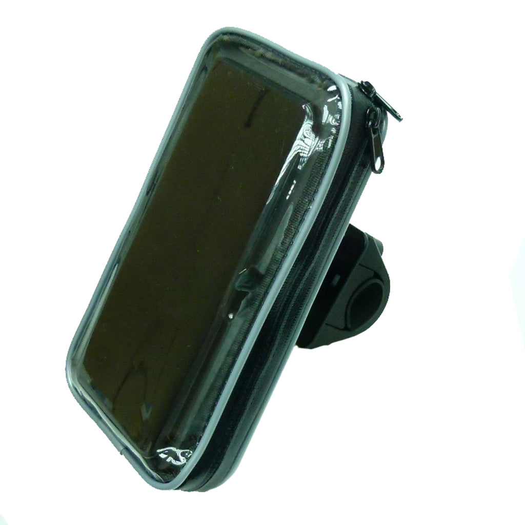 Waterproof Samsung Galaxy S10 PLUS Motorcycle Handlebar Mount (sku 44366)