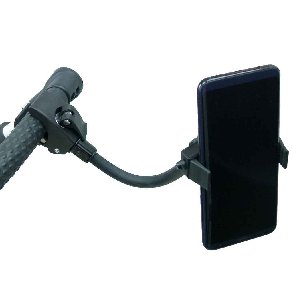 Quick Fix Adjustable Golf Trolley Mount for Samsung Galaxy Note 9 (sku 44682)