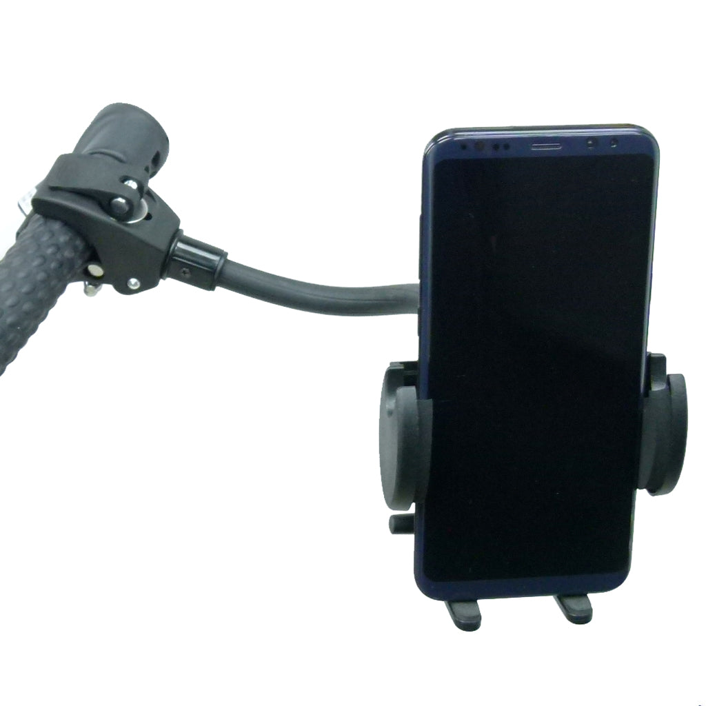 Quick Fix Golf Trolley Mount Adjustable Cradle for Samsung Galaxy Note 9 (sku 44684)