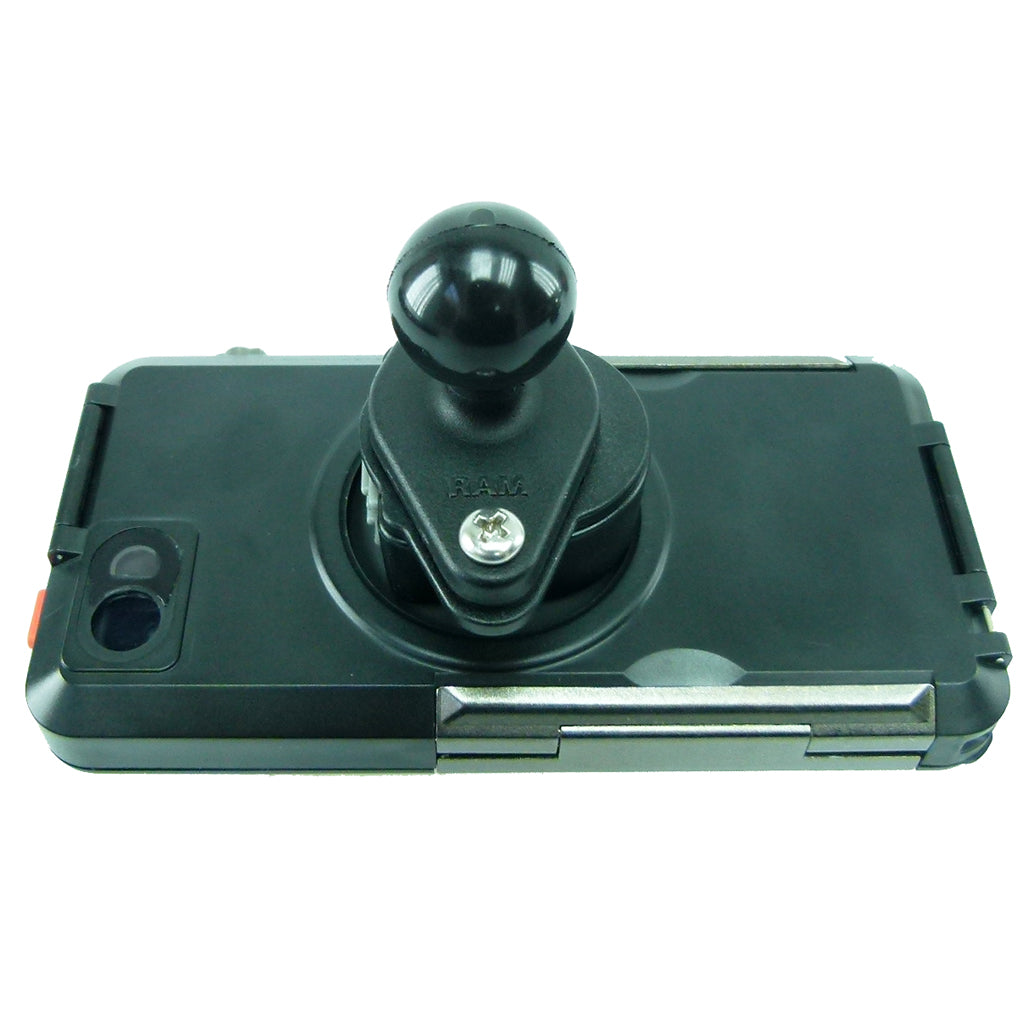 "MountCase for iPhone 6 with ArmorGuard and RAM 1"" Ball mount"