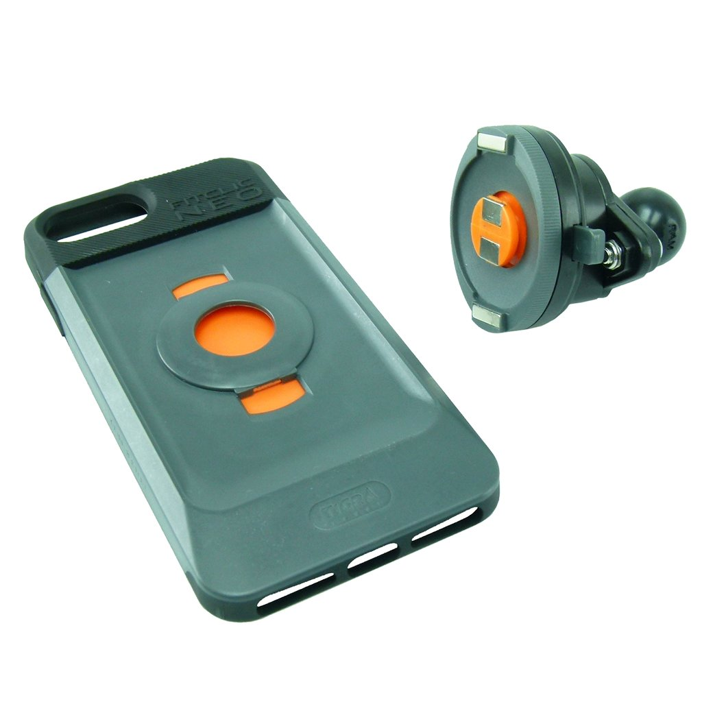"1""-25mm Ball Adapter & TiGRA FITCLIC Neo Case for iPhone 6S (sku 45886) - BuyBits Ltd UK"
