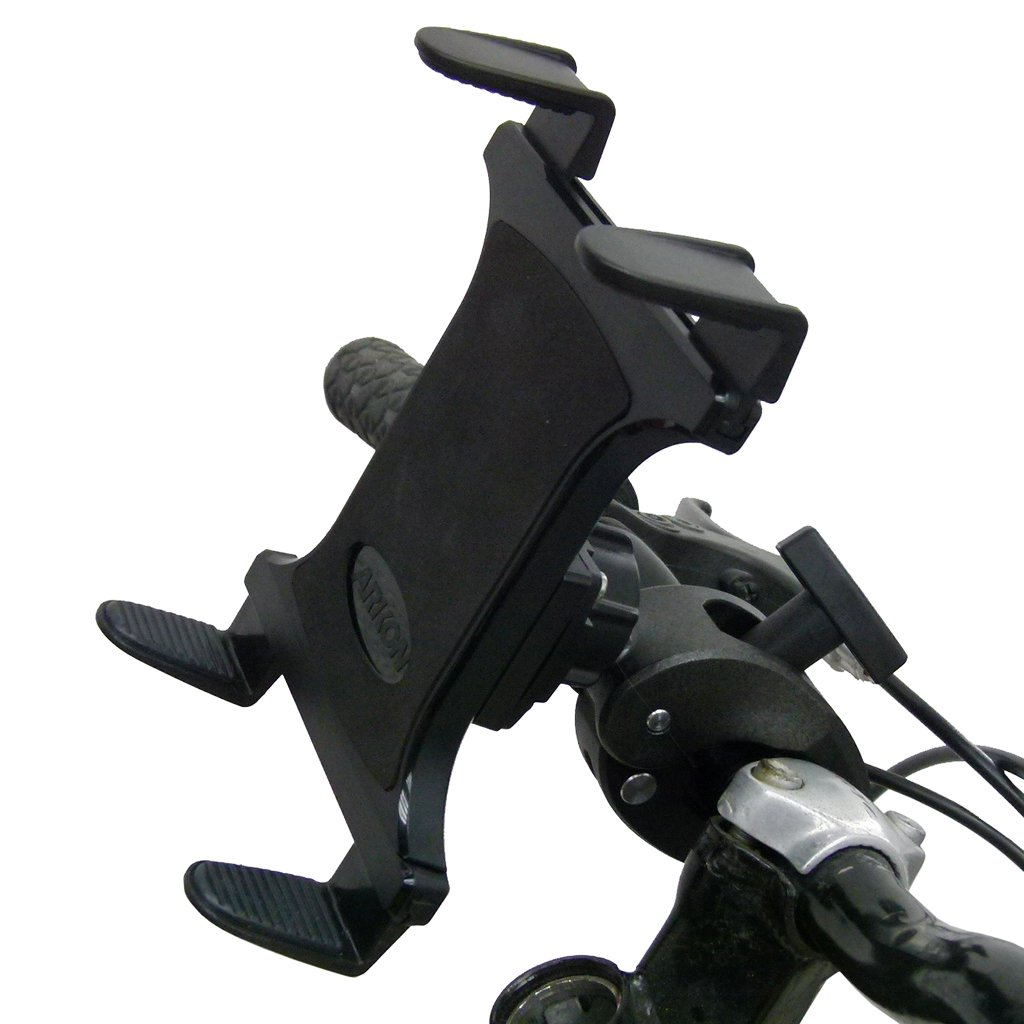 Adjustable Robust Clamp Bicycle Handlebar Tablet Holder for Huawei Tablets (sku 49584) - BuyBits Ltd UK