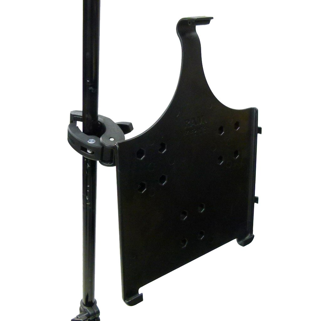 "Dedicated Music Stand Robust Clamp Tablet Holder for iPad PRO 12.9"" (sku 49599) - BuyBits Ltd UK"