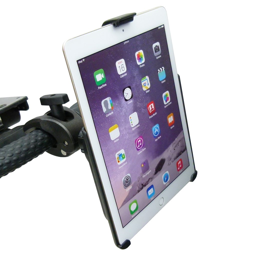 "Dedicated Golf Trolley Robust Clamp Tablet Holder for iPad PRO 9.7"" (sku 49631) - BuyBits Ltd UK"