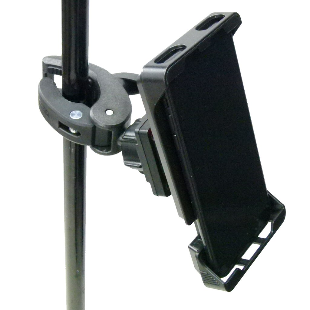 Adjustable Robust Music Mic Clamp Mount for Smaller Sony Devices (sku 49803) - BuyBits Ltd UK