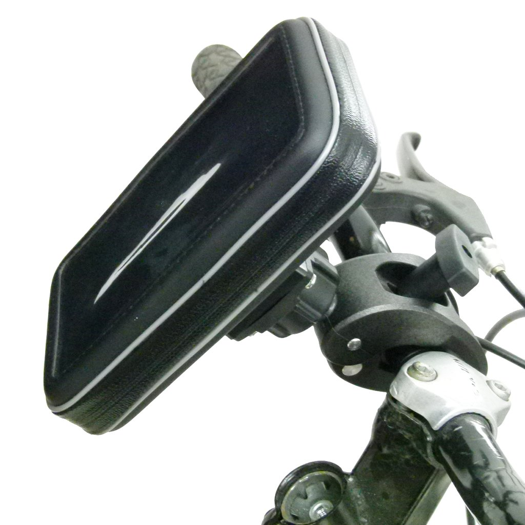 Waterproof Robust Bike Clamp Mount for Samsung Galaxy S10 PLUS (sku 49851) - BuyBits Ltd UK