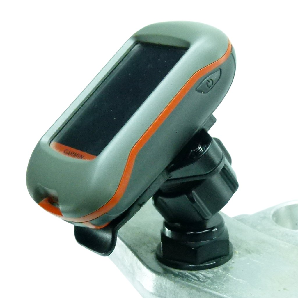 Yoke 40 Nut Motorbike Mount & Dedicated Cradle for Garmin inReach Mini - Explorer + (sku 50018) - BuyBits Ltd UK