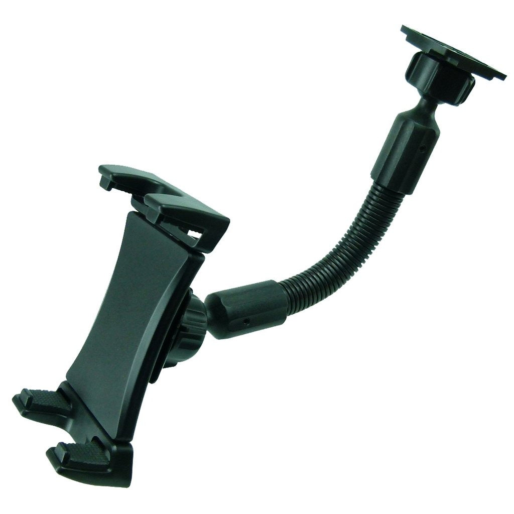 BuyBits Extended Permanent Car Van Truck Dash - Console Mount Holder for Apple iPad and iPhone (sku 50147) - BuyBits Ltd UK