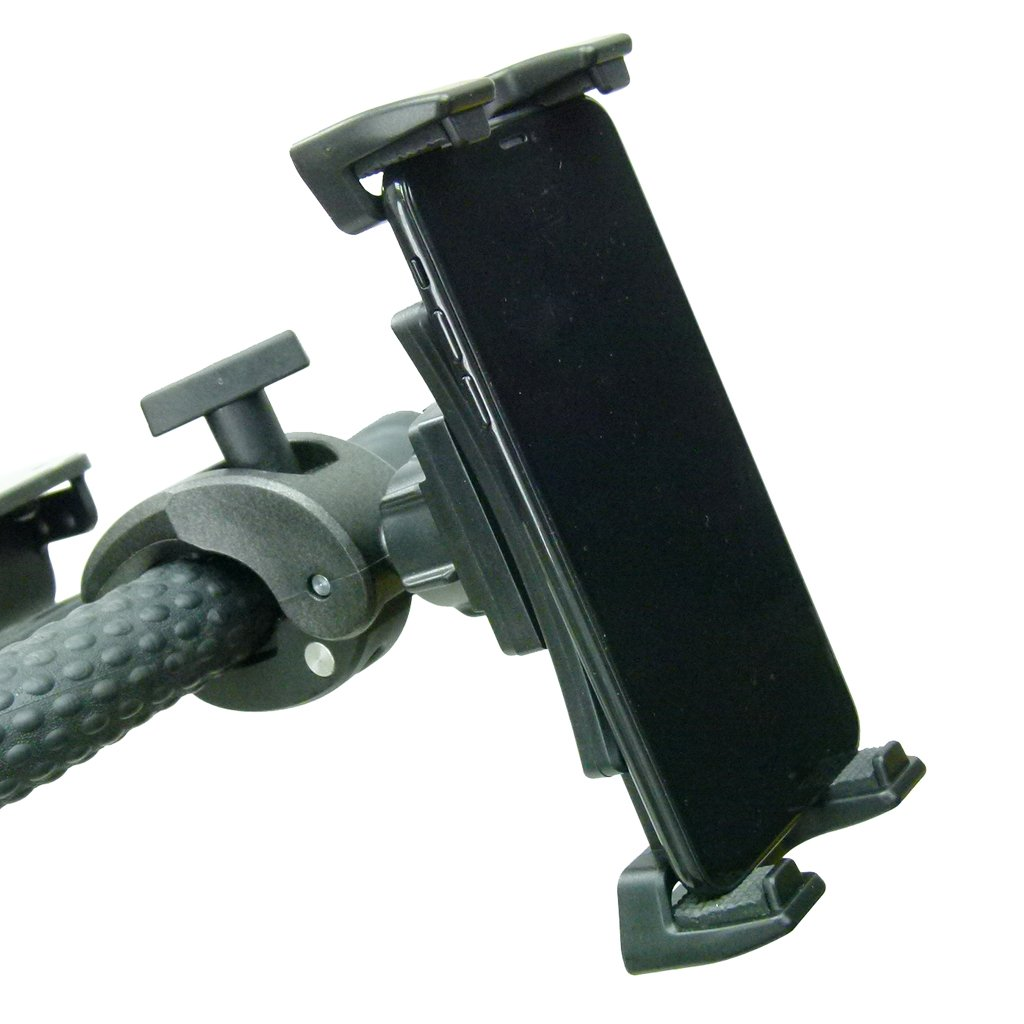 Robust Golf Trolley Clamp Adjustable Mount for Samsung Devices (sku 50160) - BuyBits Ltd UK