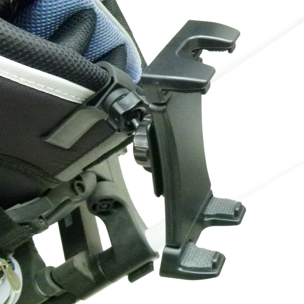Golf Clip Mount and Adjustable Cradle for Mobile Devices (sku 50170) - BuyBits Ltd UK