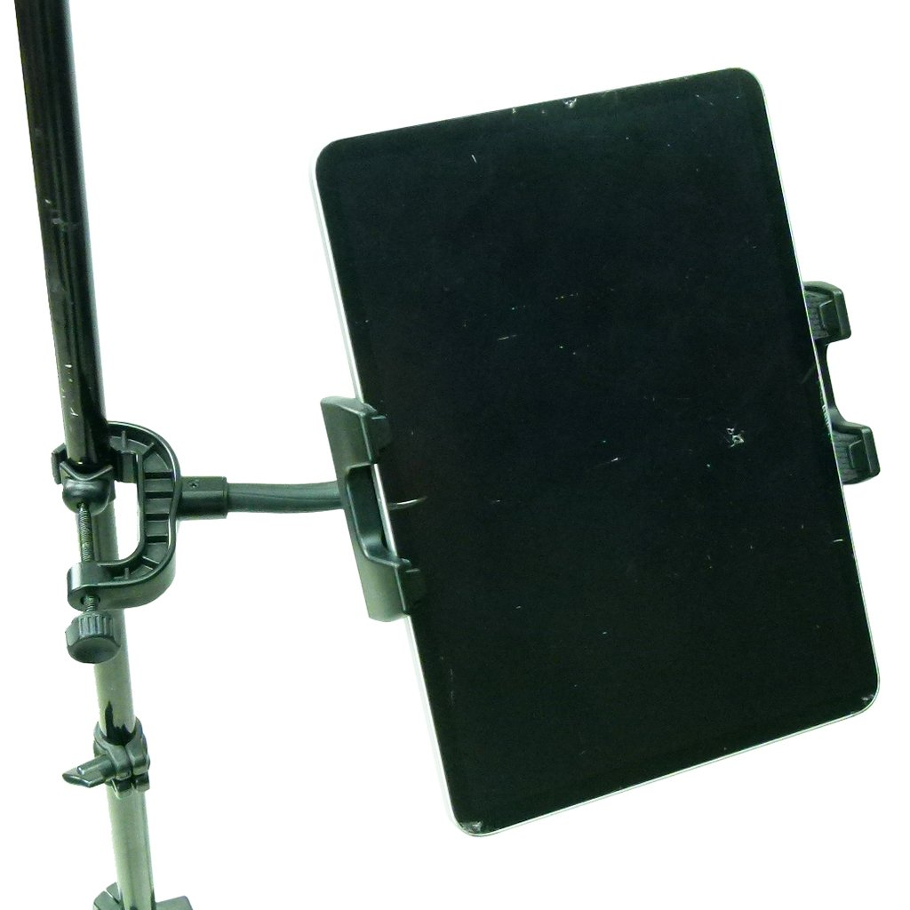 Music Microphone Stand Mount Adjustable Mount for Samsung Devices (sku 50207) - BuyBits Ltd UK