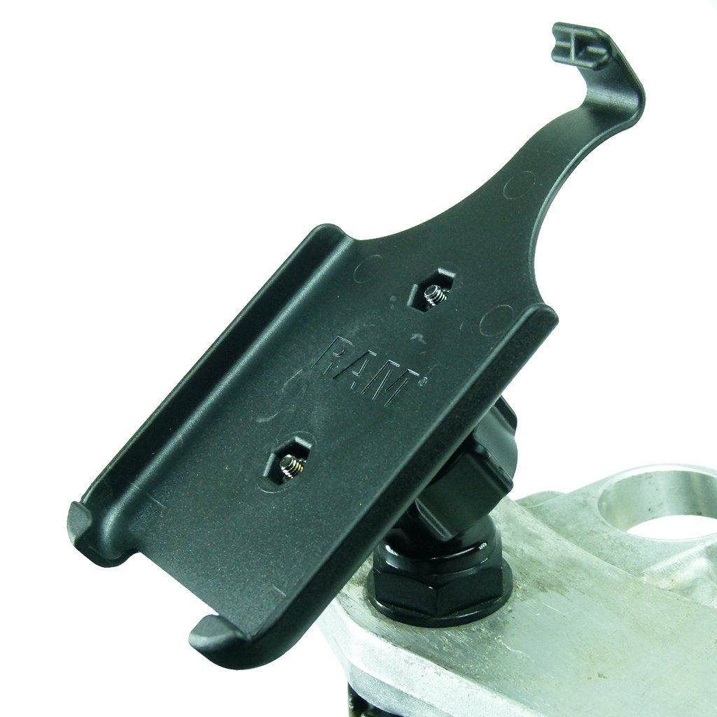 Yoke 30 Motorcycle Nut Mount with Dedicated RAM Holder for iPhone 6 (sku 50452) - BuyBits Ltd UK