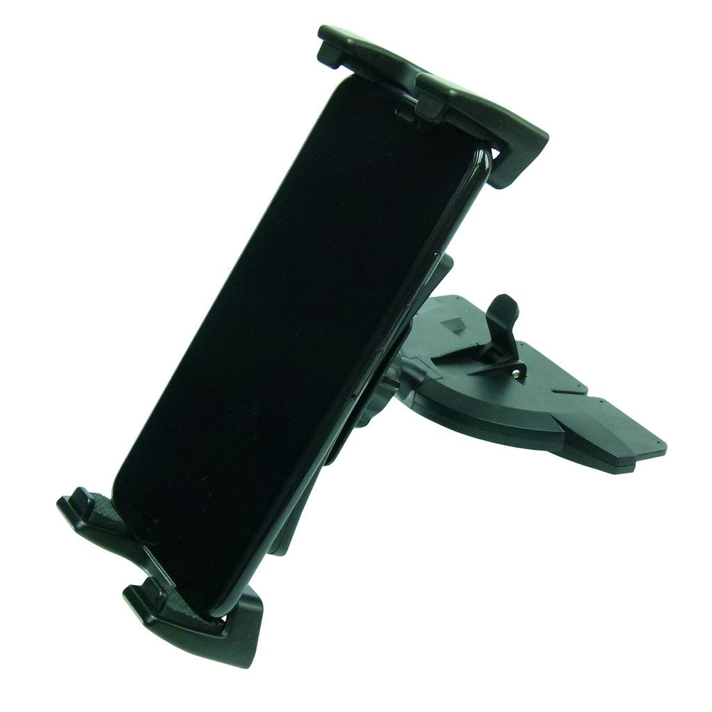 Car CD Slot Mount Adjustable Cradle for Mobile Phones & Small Tablets (sku 50513) - BuyBits Ltd UK