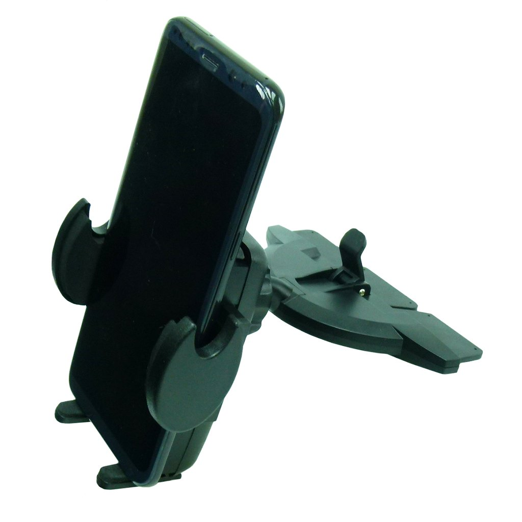 Car CD Slot Mount & Mega Grip Cradle for Samsung Phones (sku 50518) - BuyBits Ltd UK