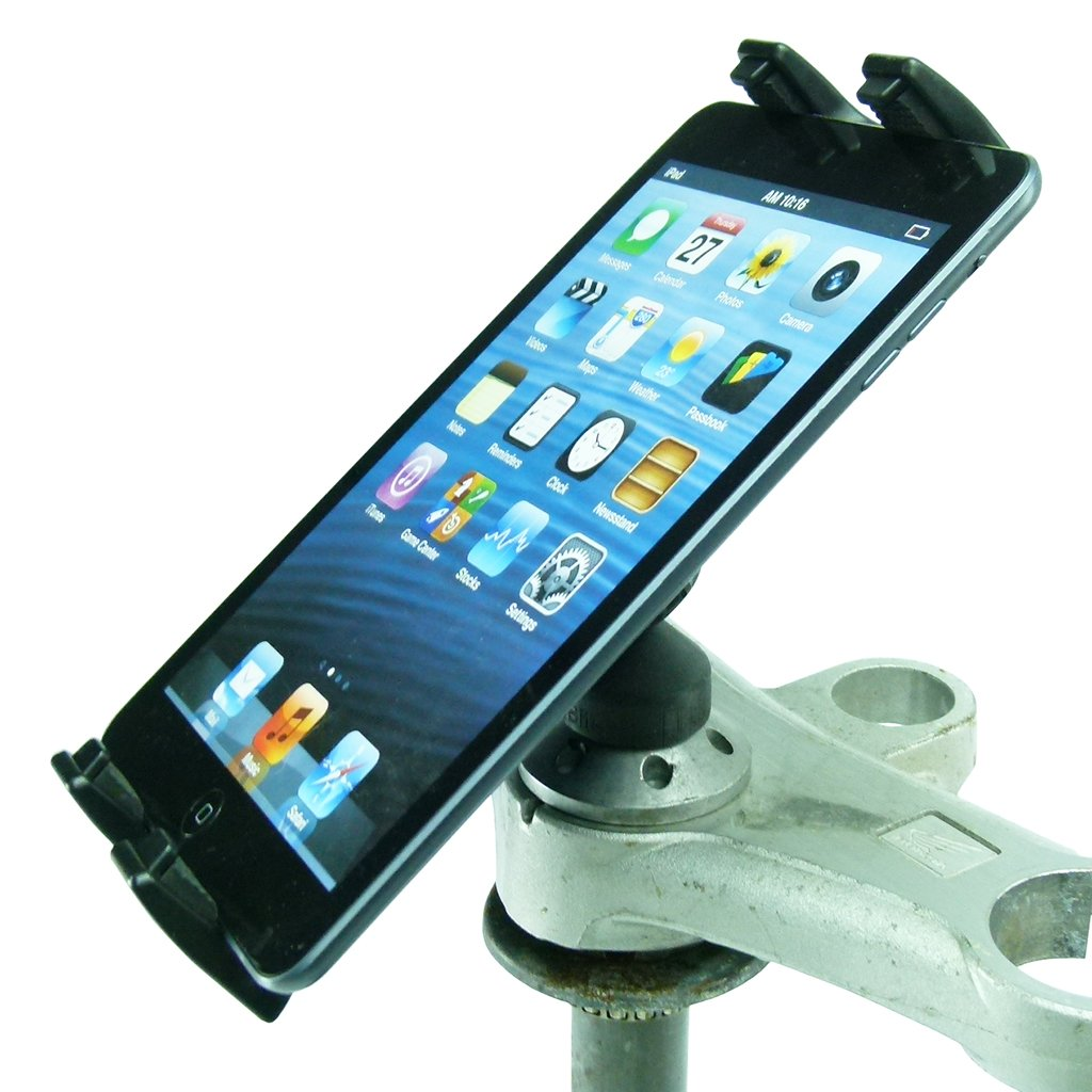 BuyBits 12mm Hexagon Mount & Adjustable Cradle for Samsung Phones & Small Tablets (sku 50641) - BuyBits Ltd UK