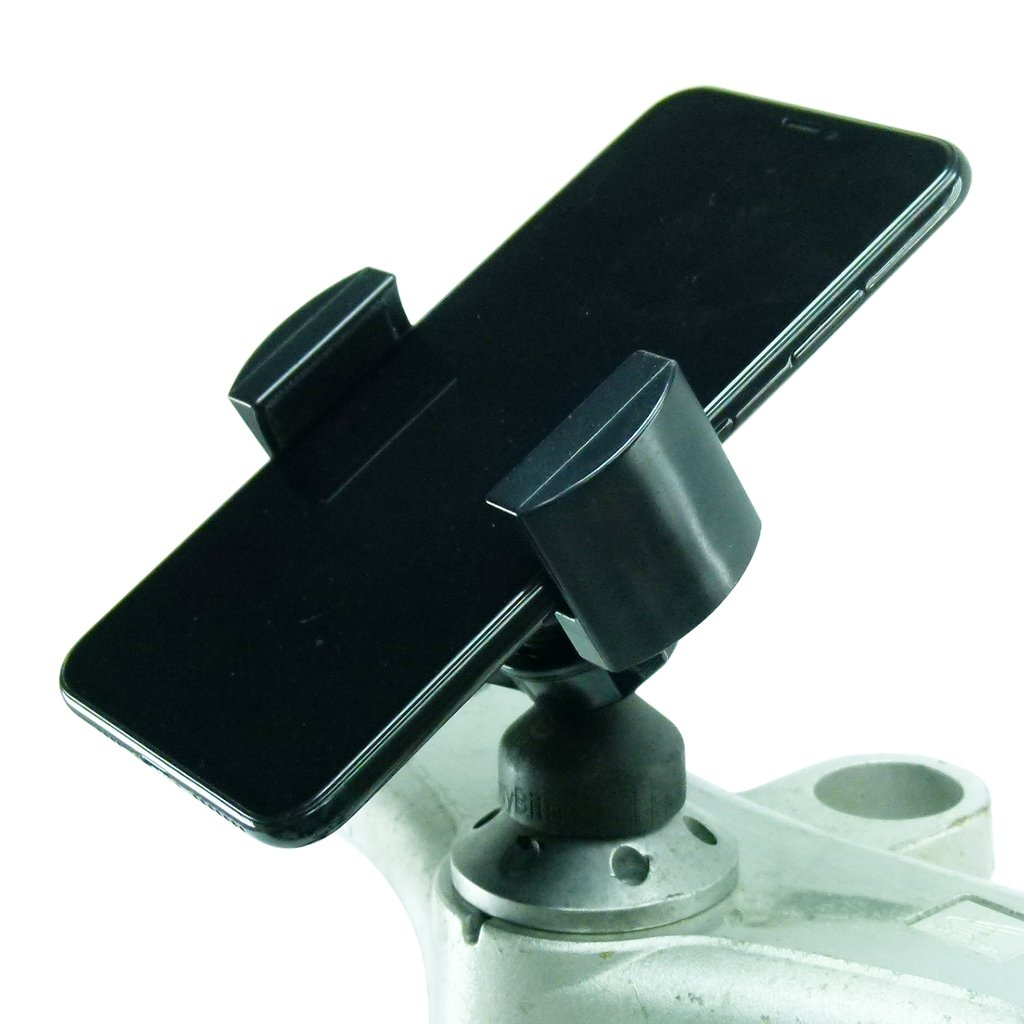 BuyBits 12mm Hexagon Mount & Large Roadvise Cradle for Samsung Phones (sku 50647) - BuyBits Ltd UK