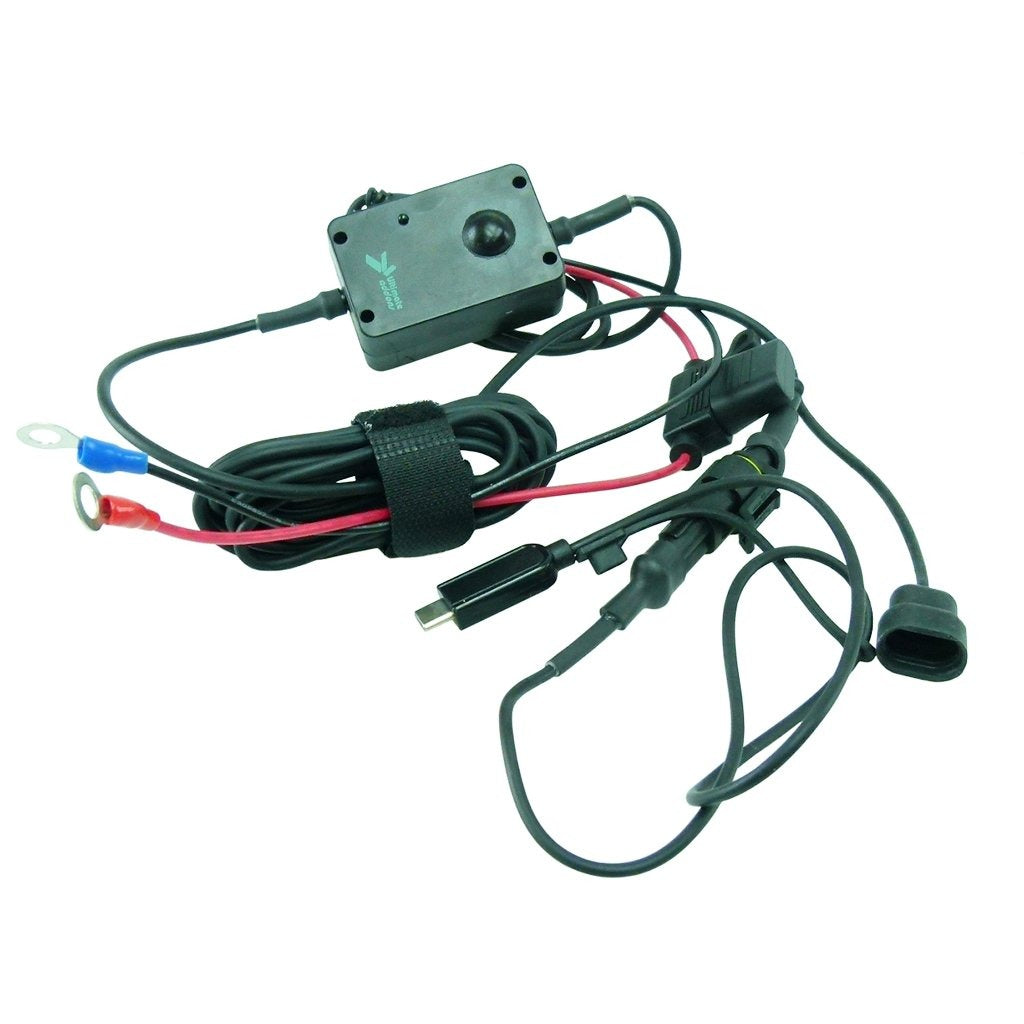 Motorcycle Hardwire Charger for Samsung Galaxy Note 9 (sku 50663) - BuyBits Ltd UK