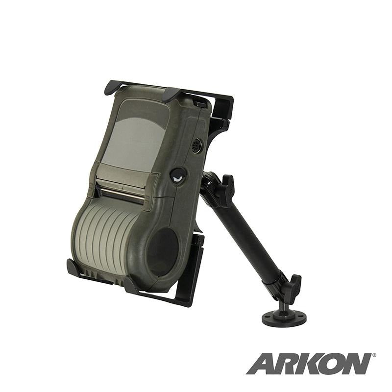 Arkon PPTAB105 Portable Mobile Printer Car Truck Drill Base Mount for Zebra, Epson, Brother Printers (sku 50233) - BuyBits Ltd UK
