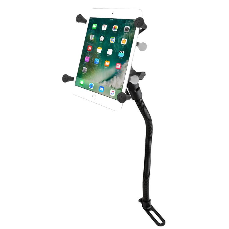 "RAM X-Grip with RAM Pod I Vehicle Mount for 7""-8"" Tablets (RAM-B-316-1-UN8B) (sku 51028) - BuyBits Ltd UK"