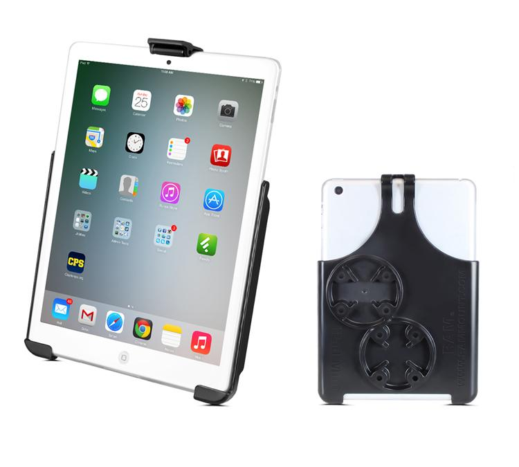 Extended Dedicated Music Stand Robust Clamp Tablet Holder for iPad Mini 4 (sku 49604) - BuyBits Ltd UK