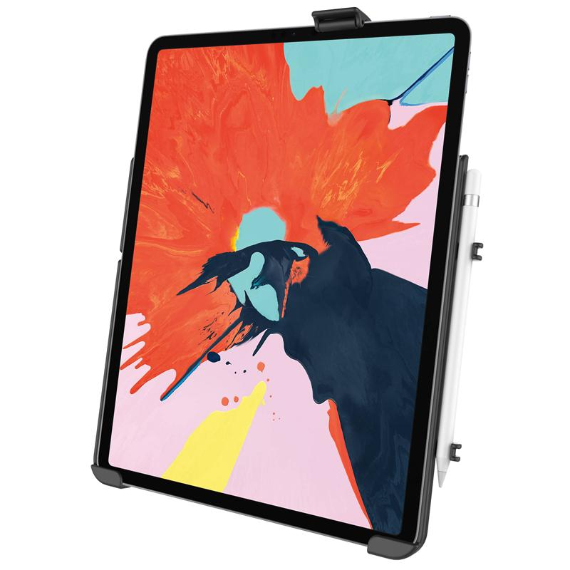"Dedicated Music Stand Robust Clamp Tablet Holder for iPad PRO 12.9"" (2018) (sku 49613) - BuyBits Ltd UK"
