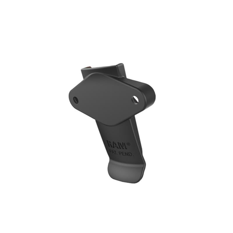 Yoke 50 Nut Motorbike Mount & Dedicated Cradle for Garmin eTrex 10 - 20 - 30 (sku 50023) - BuyBits Ltd UK