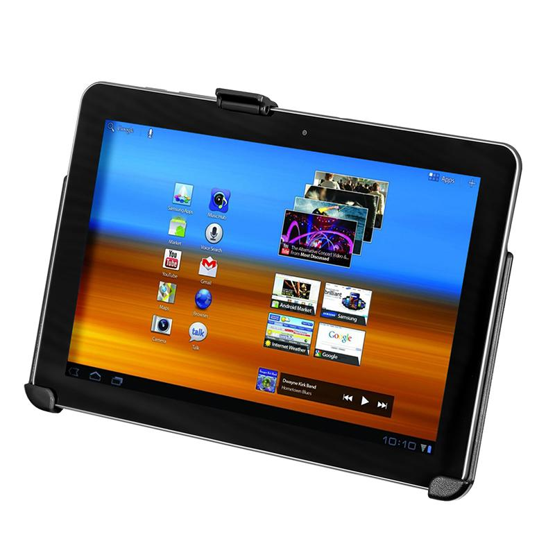 RAM EZ-Roll'r Cradle for Samsung Galaxy Tab 10.1 & 2 10.1 (RAM-HOL-SAM5U) (sku 51075) - BuyBits Ltd UK