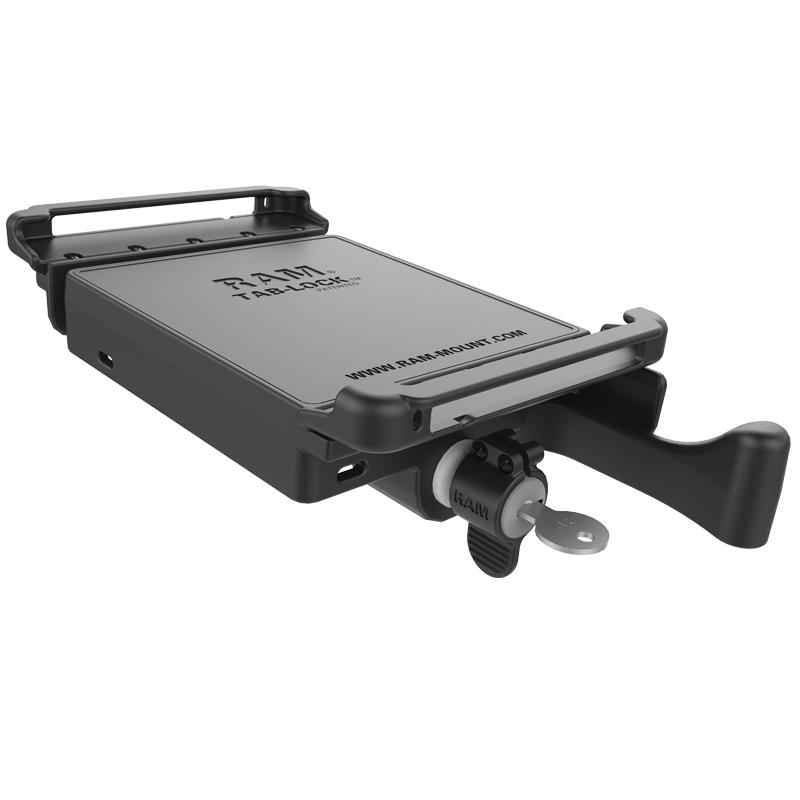"RAM Tab-Lock Spring Loaded Holder for 8"" Tablets (RAM-HOL-TABL24U) (sku 50995) - BuyBits Ltd UK"